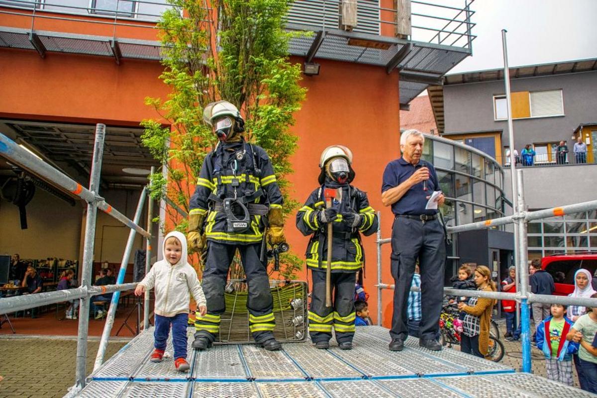 Bb Heute Tag Der Offenen Tür Bei Der Feuerwehr Sindelfingen Teil 2