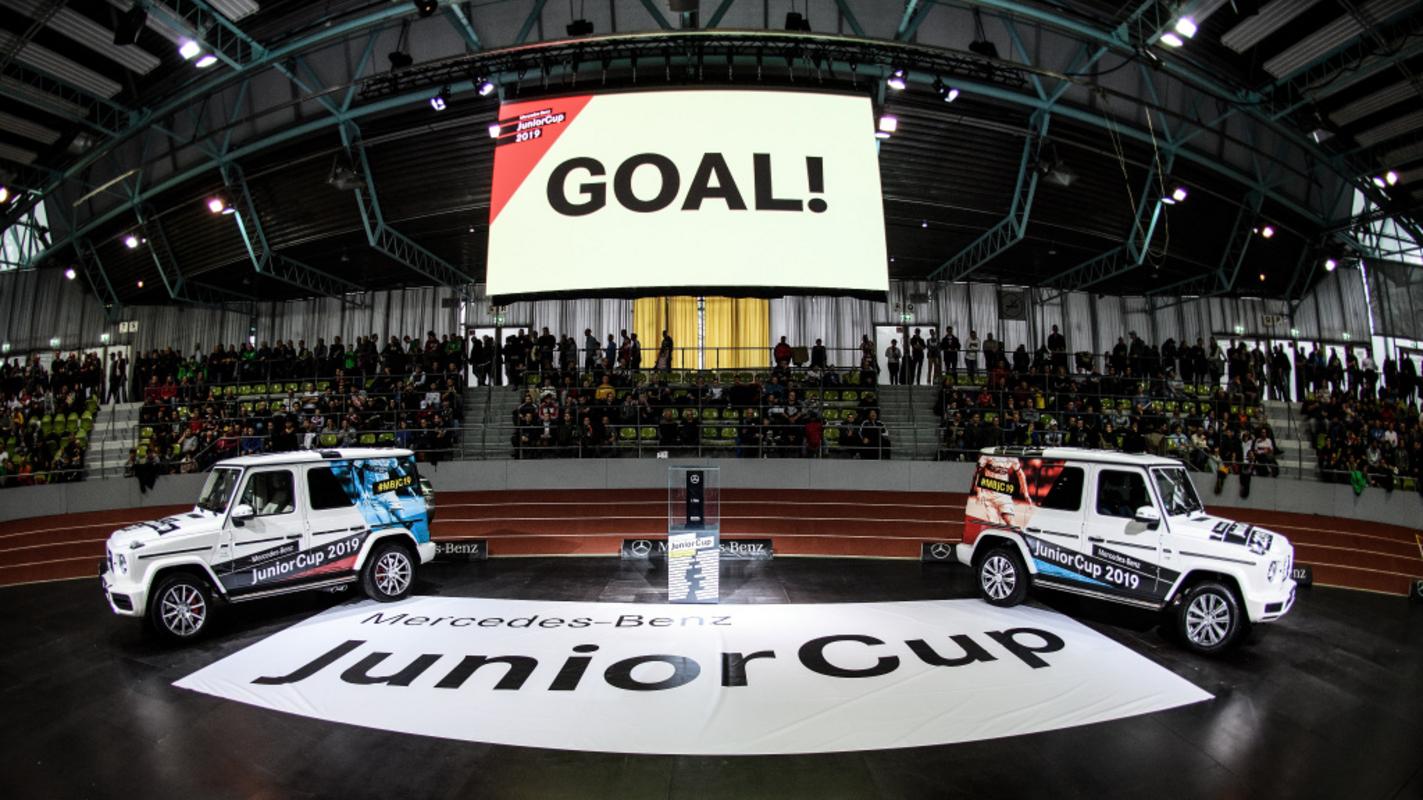 Mercedes Benz Junior Cup