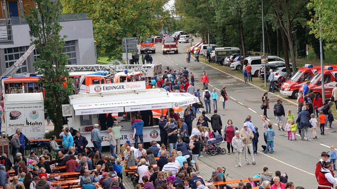 BB Heute: Tag der offenen Tür bei der Freiwilligen Feuerwehr in ...
