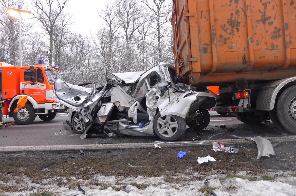 Autobahn Unfall Heute