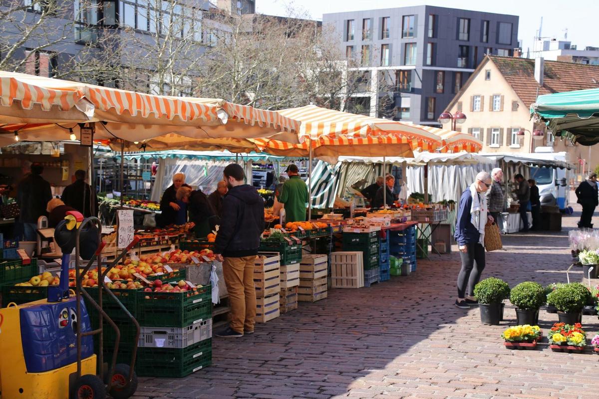 Markt Heute