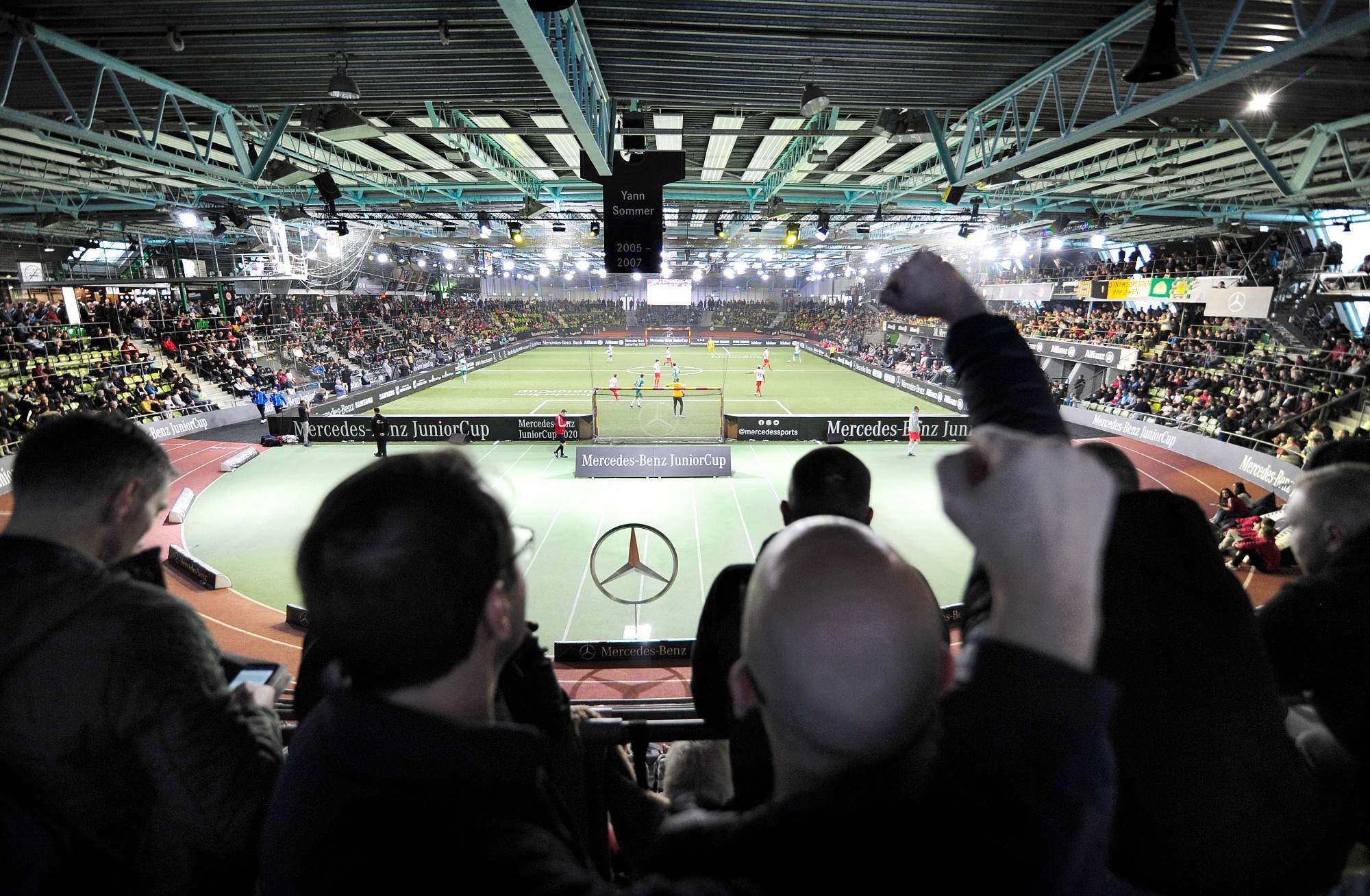 Mercedes Benz Junior Cup 2021