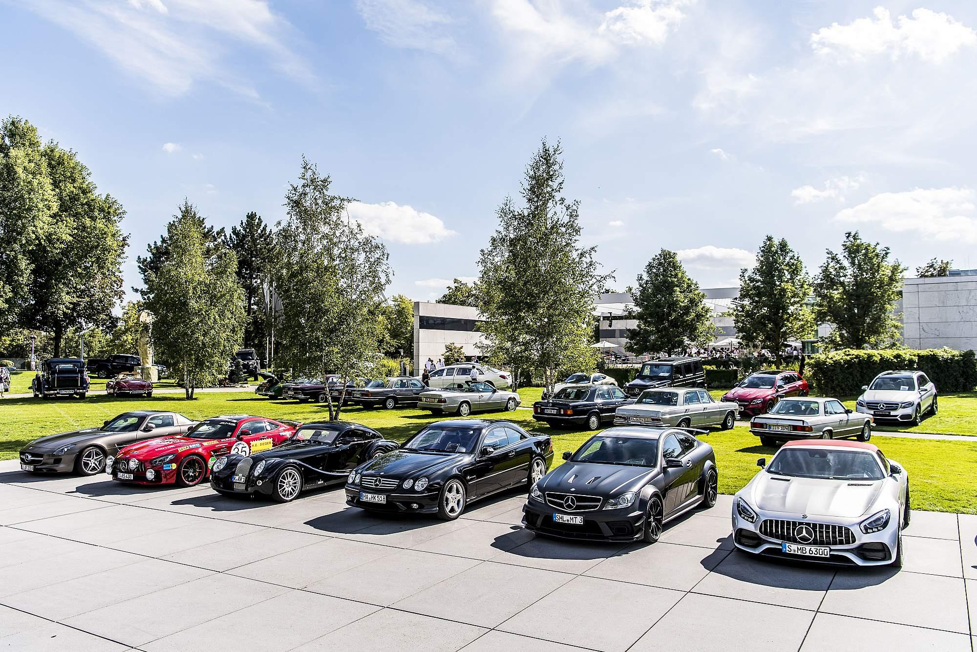bb heute: die parade der automobilen klassiker