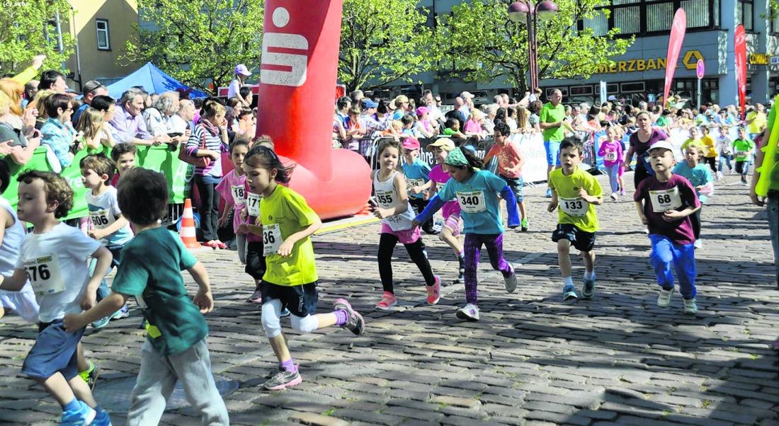 BB Heute: Der Marathon mit der Laufkarte