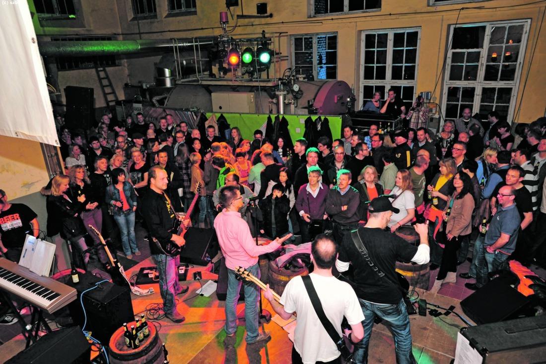 BB Heute: Polarnacht: 20 Bands an 20 Stationen