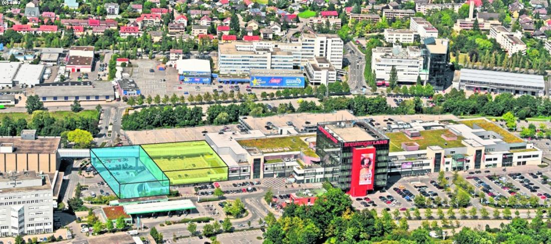 Breuninger Mannheim