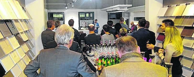 BB Heute: Filiale von Reddy-Küchen neu eröffnet