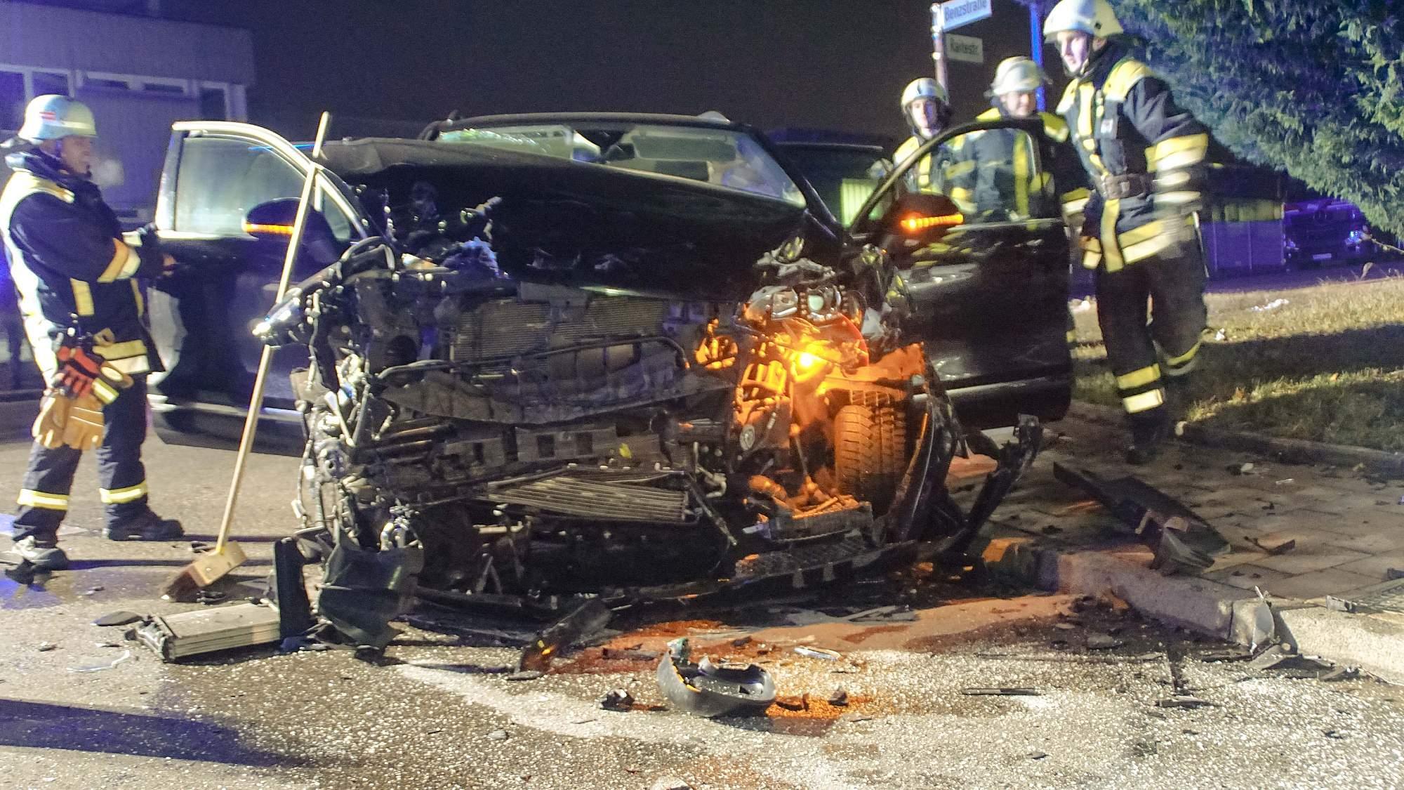 Unfall Renningen Heute