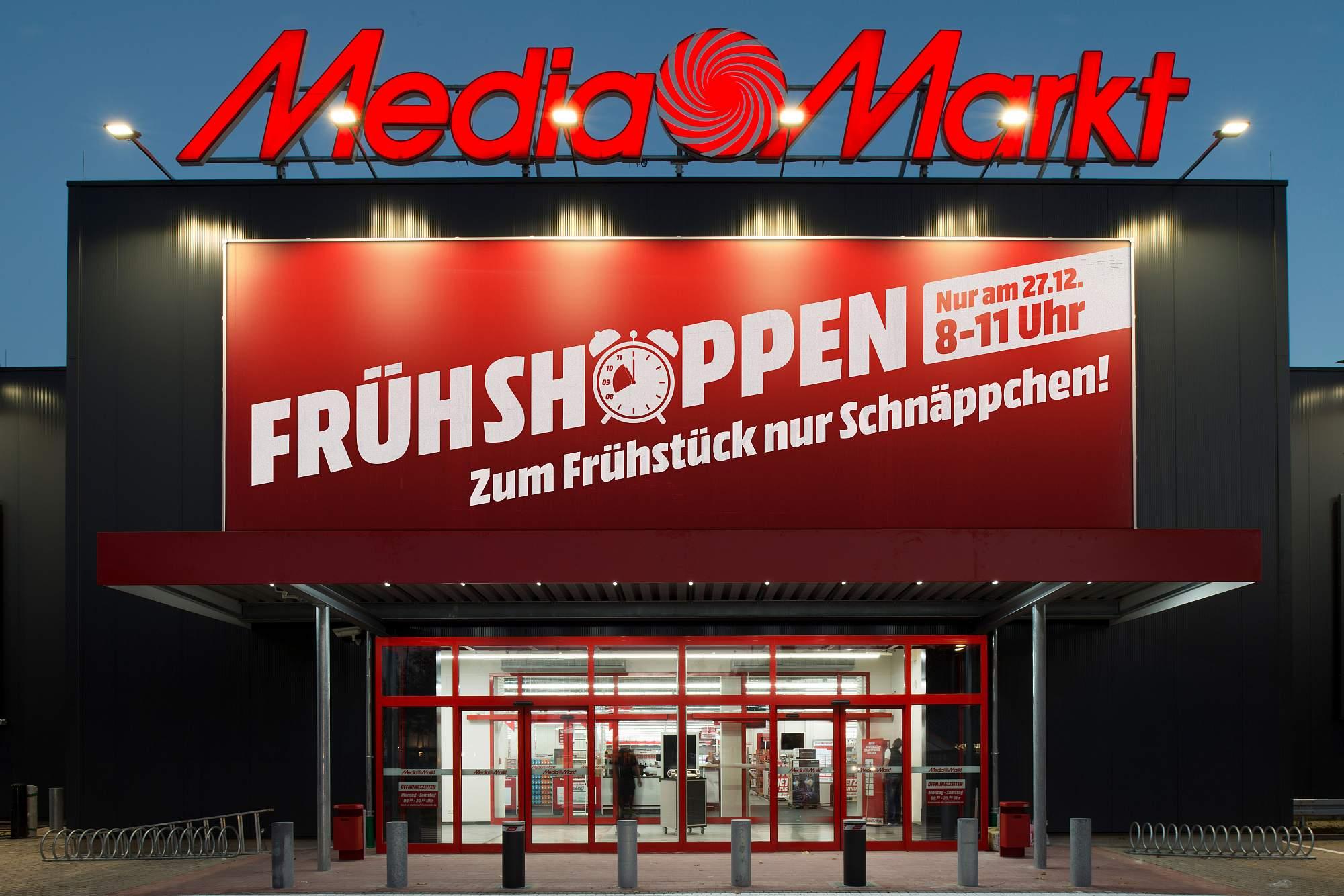 Bb Heute Raus Aus Dem Bett Und Rein In Den Mediamarkt