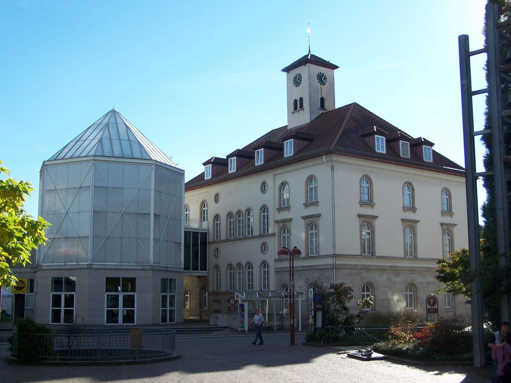 Architekt Sindelfingen bb heute sindelfingen glaspalast und oktogon sind jetzt denkmale